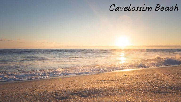 avelossim Beach, Goa