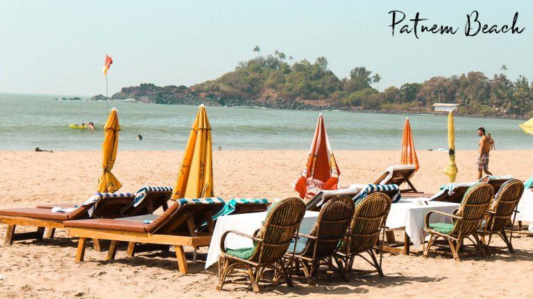 Patnem Beach, Goa