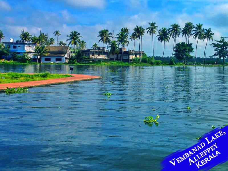 Vembanad Lake, Alleppey