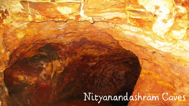 Nityanandashram Caves, Bekal,Kerala