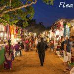 Flea Markets Goa