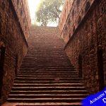 A Haunted Destination in Delhi,Agrasen Ki Baoli,Delhi