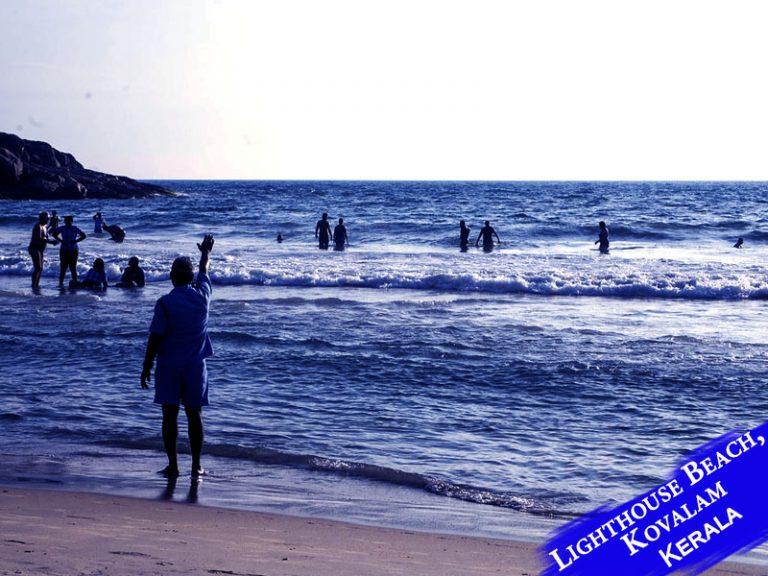 Lighthouse Beach, Kovalam,Kerala