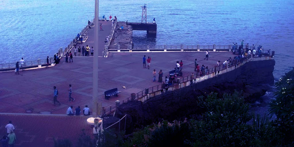 Goa tourist places, Dona Paula