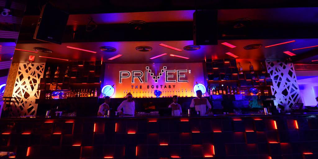 best places to visit in Delhi at night - Privee – Shangri La Club