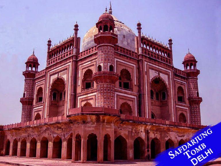 Safdarjung Tomb, Delhi
