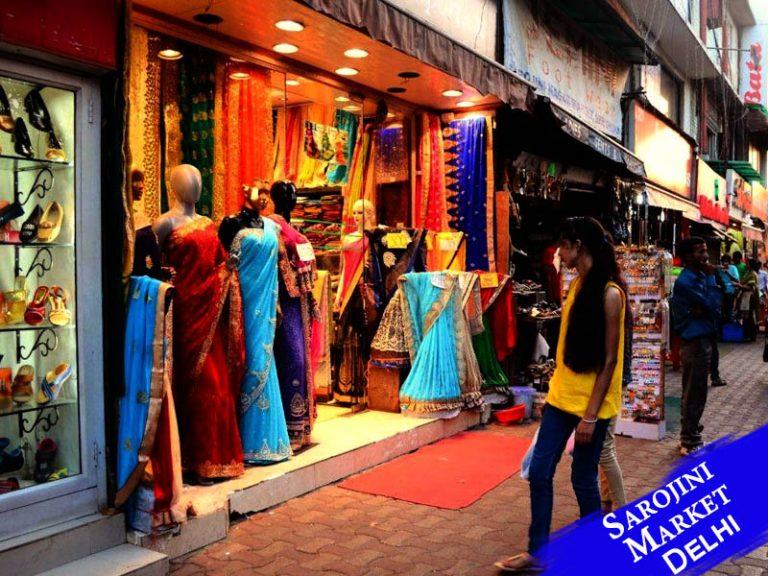 Sarojini Nagar Market, Delhi