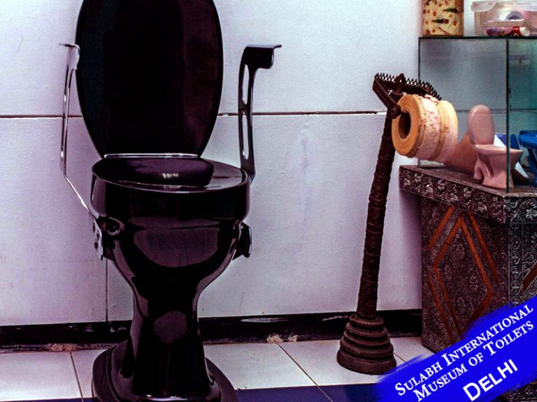 Sulabh International Museum of Toilets, Delhi