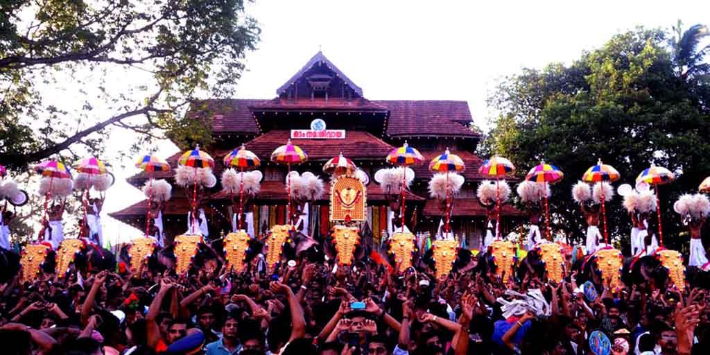 Kerala destinations- Thrissur – the Cultural Capital