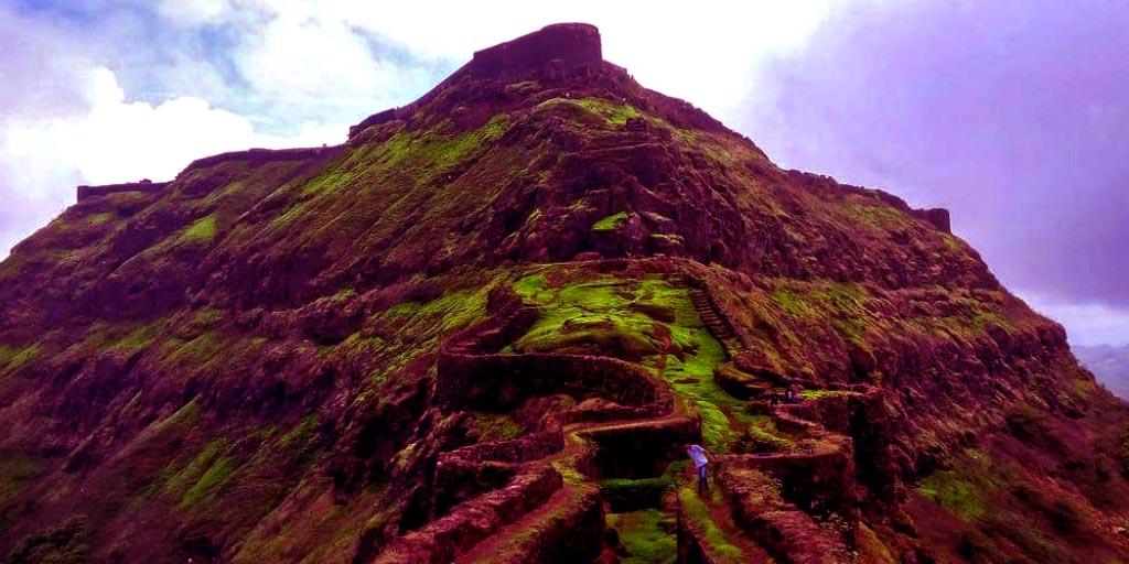 Rajgad Fort